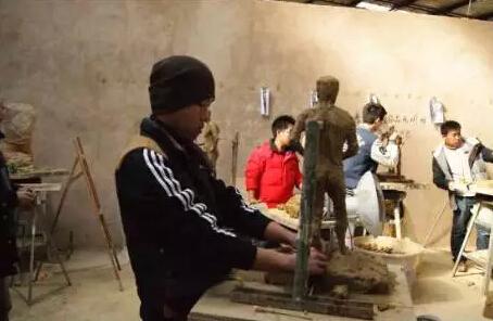 雕塑艺术讲学