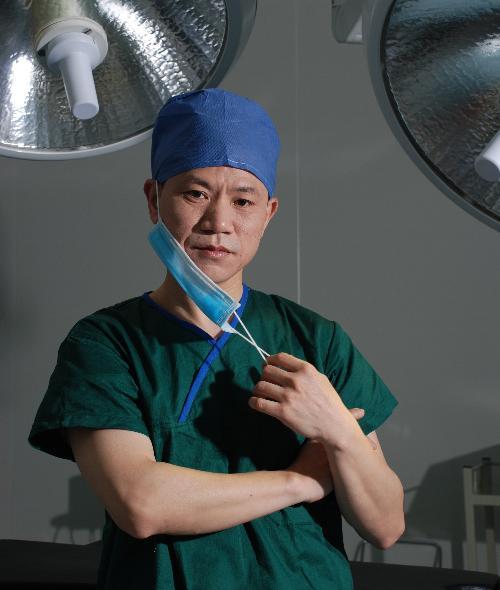 整形医生周其光——埋线双眼皮手术