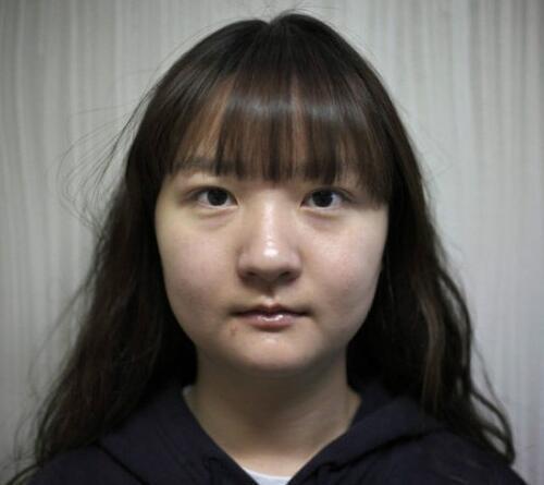 韩国人造美女
