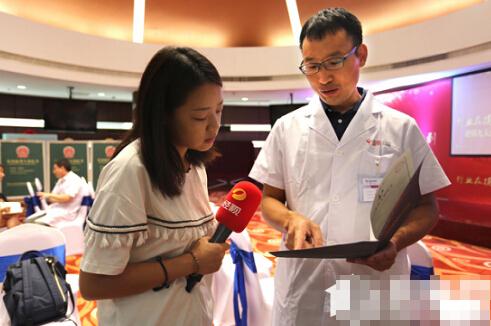 赵贵庆博士接受记者专访