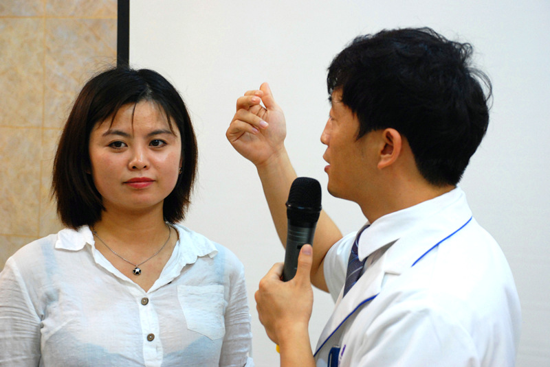 新品无痛玻尿酸启动仪式暨芜湖伊莱美首发私享会