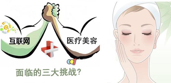 互联网+医疗美容