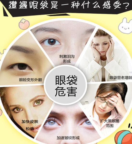 宜宾华仁外切去眼袋 消除眼袋 精致无痕 让你拒绝表面疲劳
