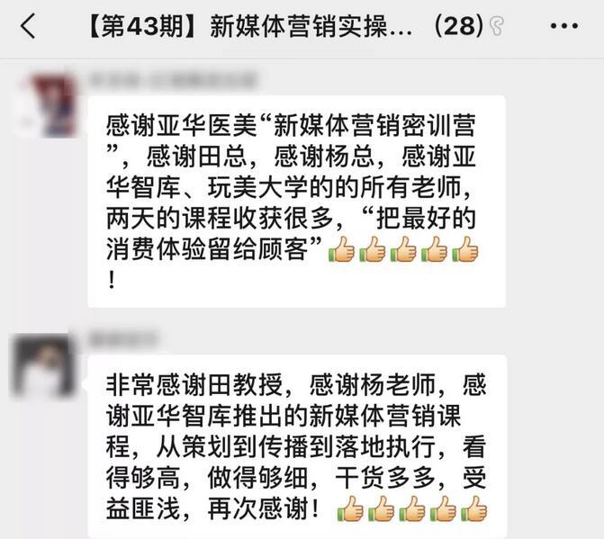 中国医美首次对赌式培训已圆满落幕