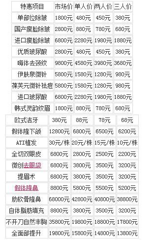 9月1日-10日岳阳你美2周年钜惠全城 全切双眼皮2200元约起!