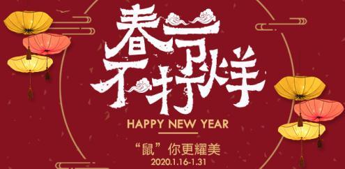 春节不打烊,长沙雅美新年福利'鼠'您最耀美!